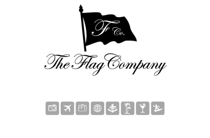 Imagen corporativa y desarrollo de producto The Flag Co. 0