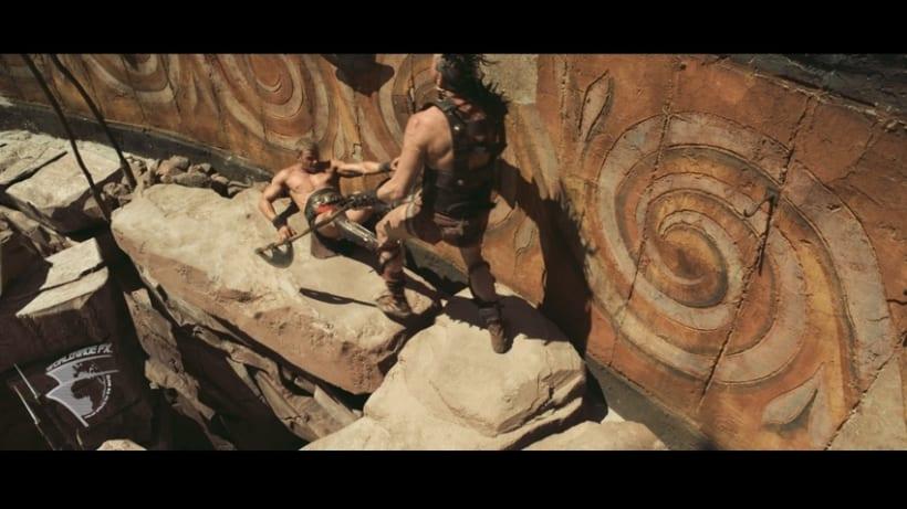 Hercules : el origen de la leyenda 0