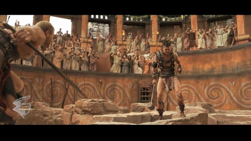 Hercules : el origen de la leyenda 1