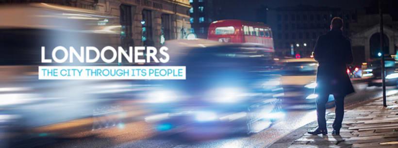 Londoners, reportaje fotográfico 0