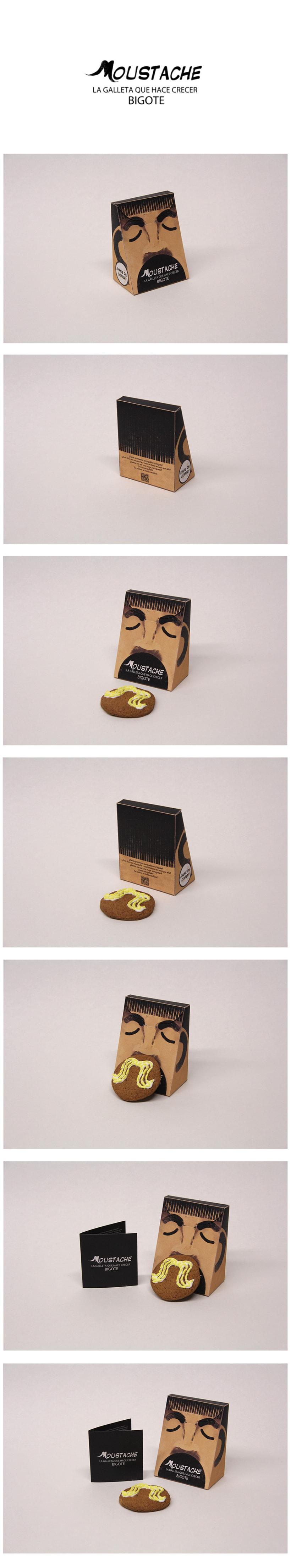 Caja de Galletas Moustache -1