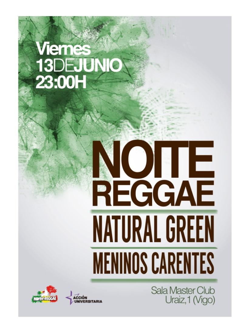 Noite Reggae -1