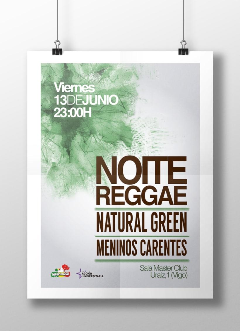 Noite Reggae 0