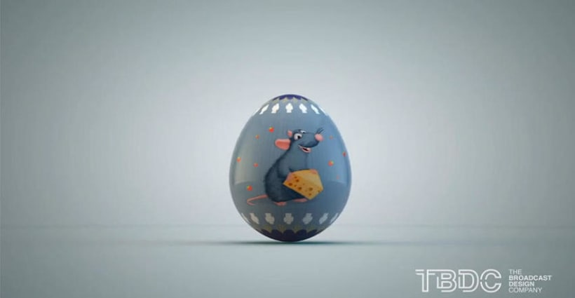 HAPPY EASTER 2013 - Promo - By TBDC 3