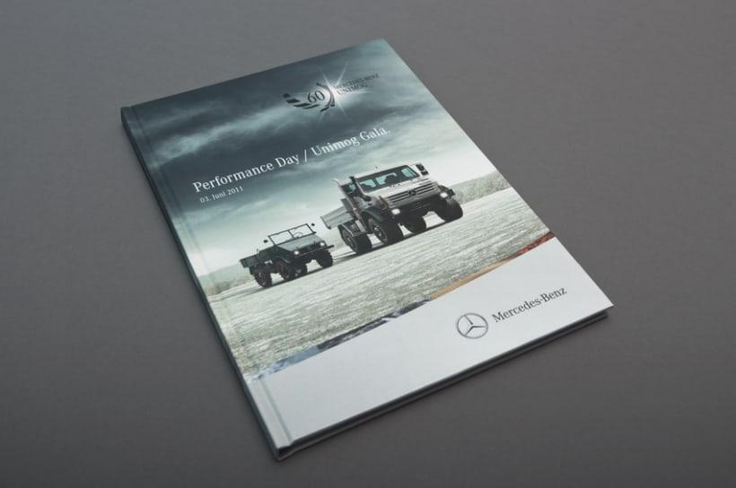 60 años Mercedes-Benz Unimog – libro de fotos del evento 0