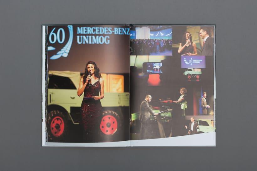60 años Mercedes-Benz Unimog – libro de fotos del evento 4
