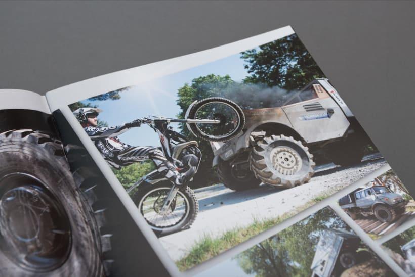 60 años Mercedes-Benz Unimog – libro de fotos del evento 3