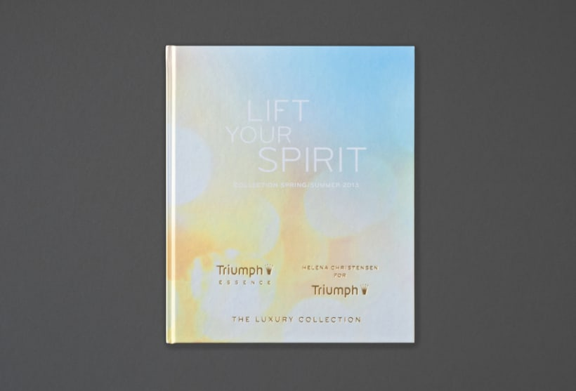 Triumph Essence Brand Book – Spring/Summer 2012 -1