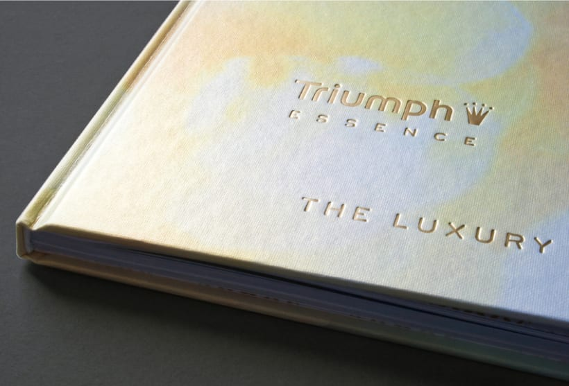 Triumph Essence Brand Book – Spring/Summer 2012 0