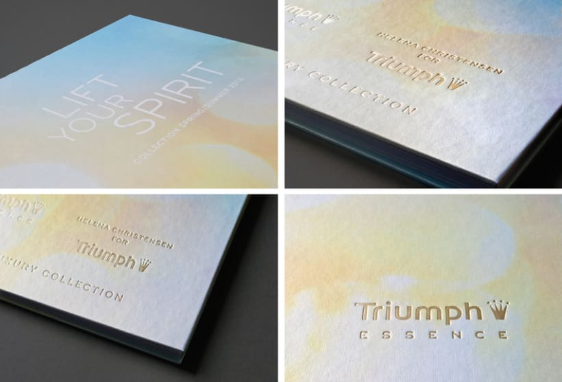 Triumph Essence Brand Book – Spring/Summer 2012 1