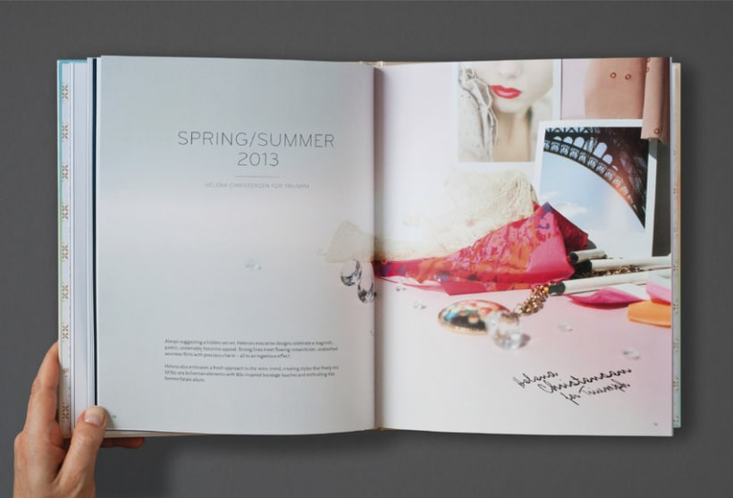 Triumph Essence Brand Book – Spring/Summer 2012 5