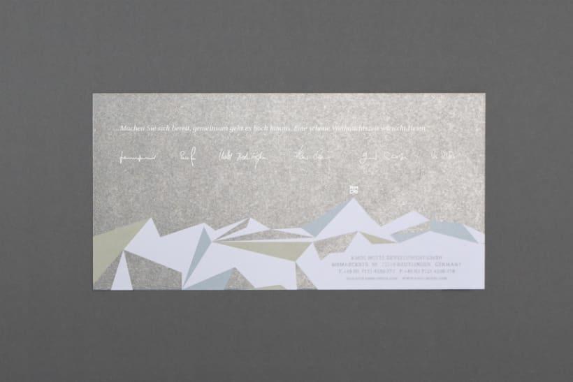 RMDS Hoteldevelopment GmbH – tarjeta de navidad 1