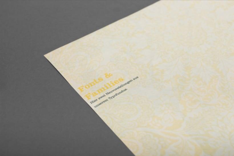 Umbruch – revista sobre la tipografía 1