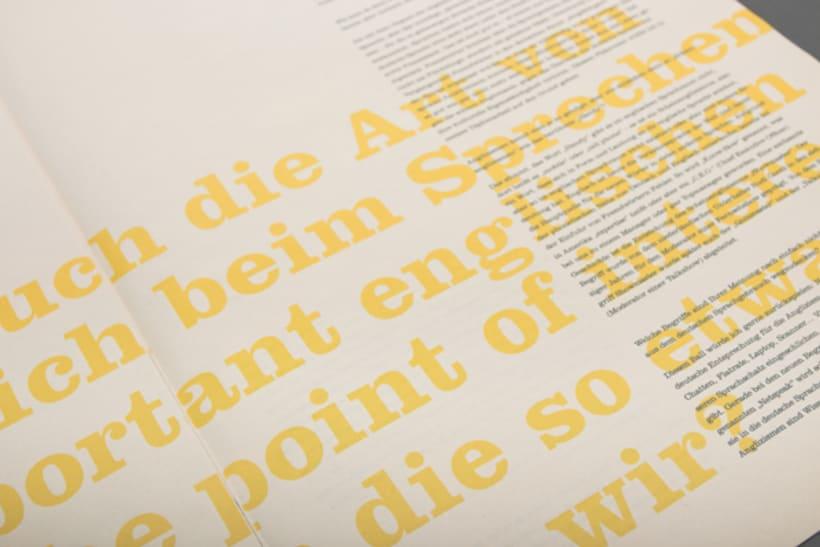Umbruch – revista sobre la tipografía 6