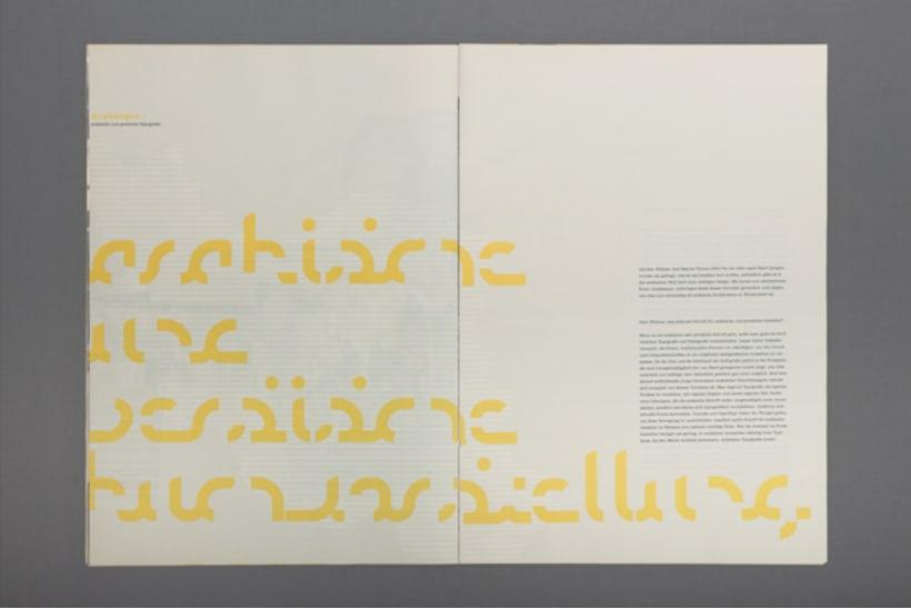 Umbruch – revista sobre la tipografía 7