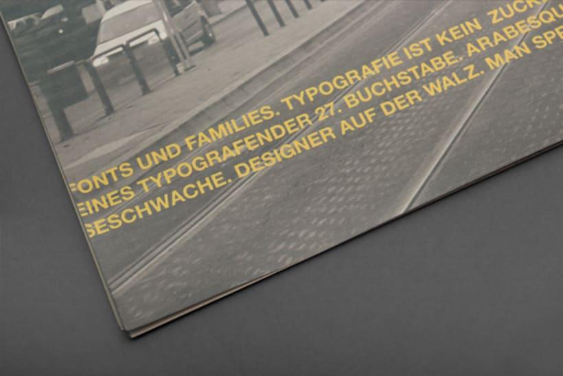 Umbruch – revista sobre la tipografía 11