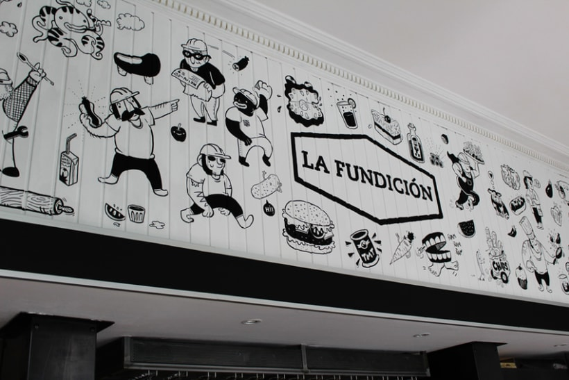 La Fundición Bar 6