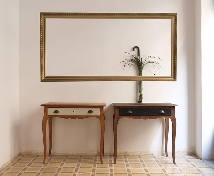 Turpentine. Muebles, diseño y transformación 0