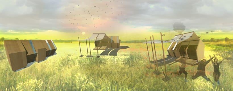 Píldoras habitables. COhousing & COworking 4