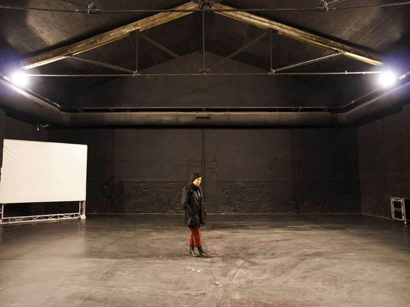 Hangar / Tere Badia. Entrevista para Input Art Magazine 2
