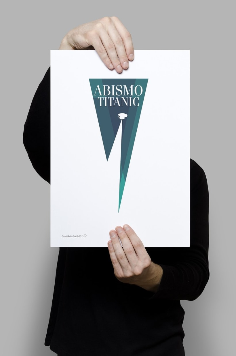 BRANDING AND WEB DESIGN - ABISMO TITANIC 3