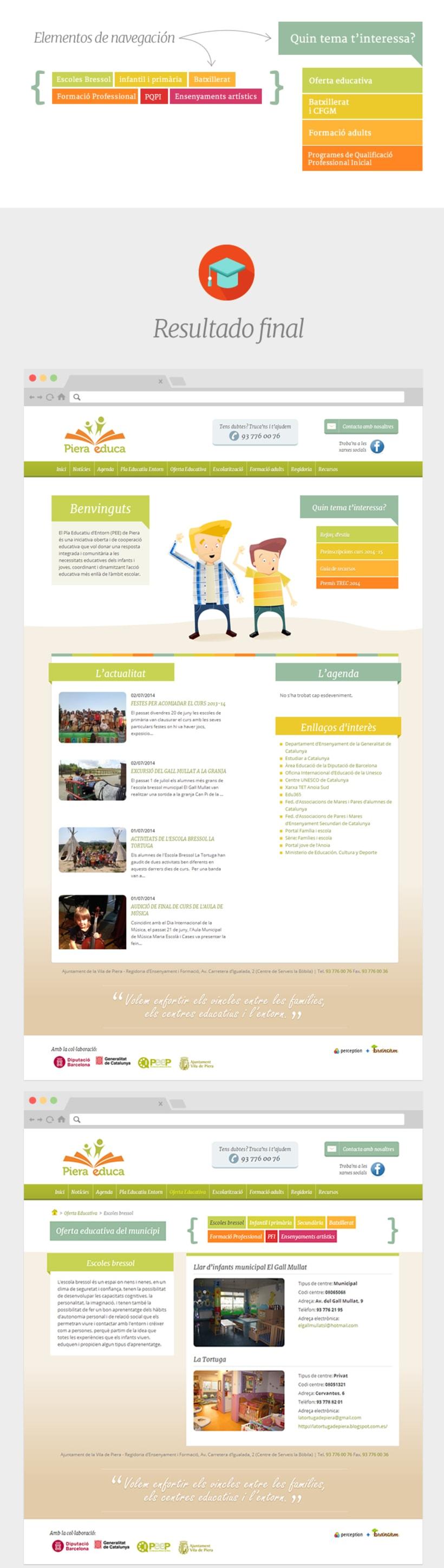 Piera Educa, iniciativa de cooperación educativa 4