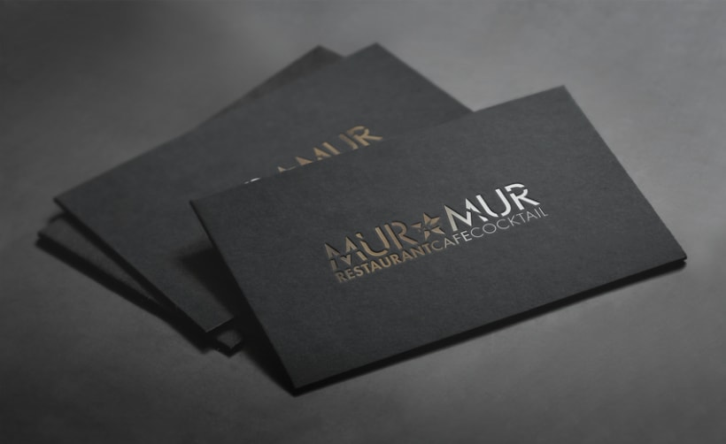 RESTAURANTE  MUR MUR - Logo and more 8