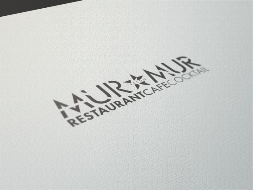 RESTAURANTE  MUR MUR - Logo and more 0