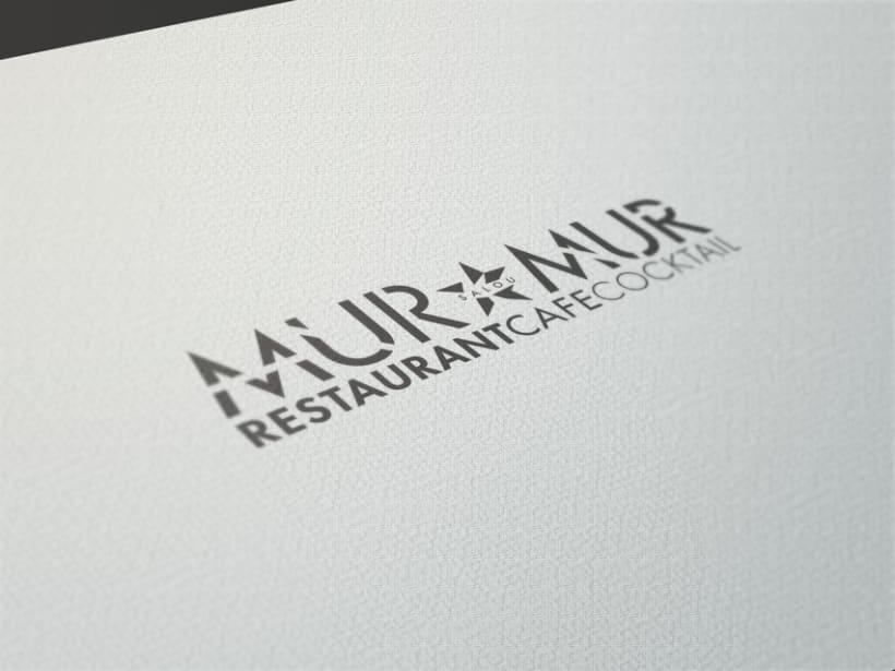 RESTAURANTE  MUR MUR - Logo and more 0