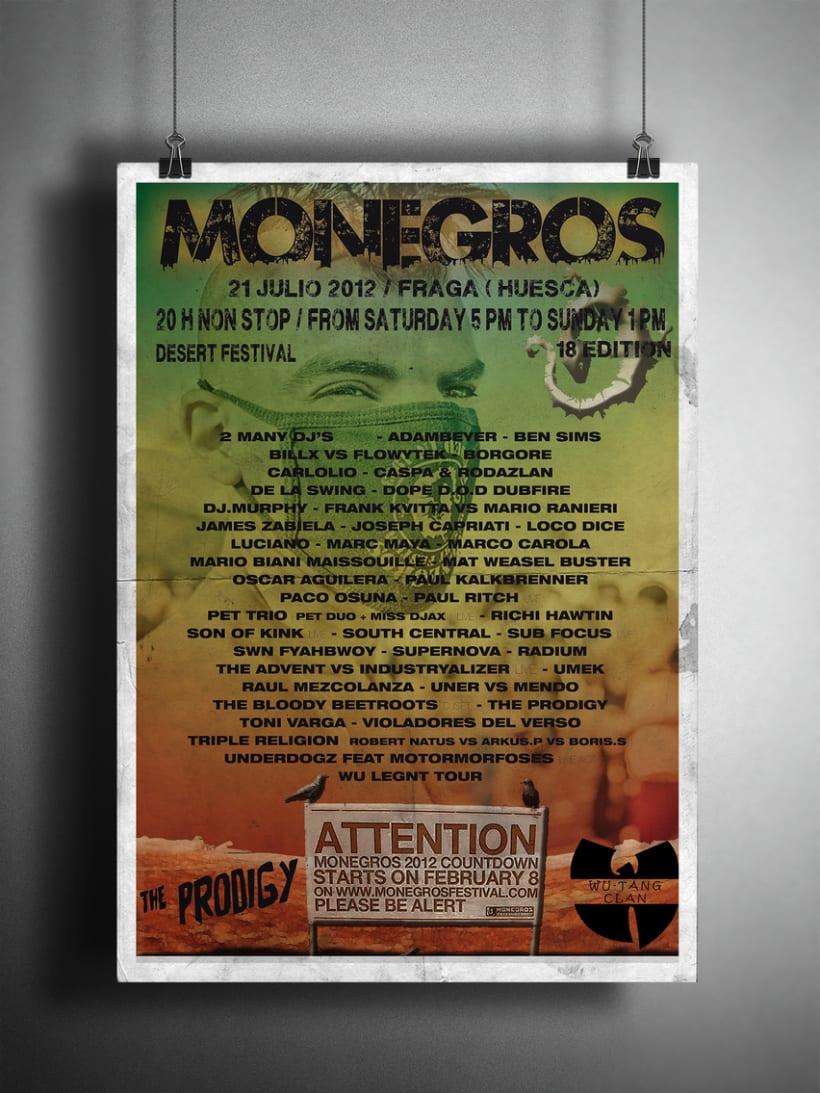 Monegros Desert Festival 2