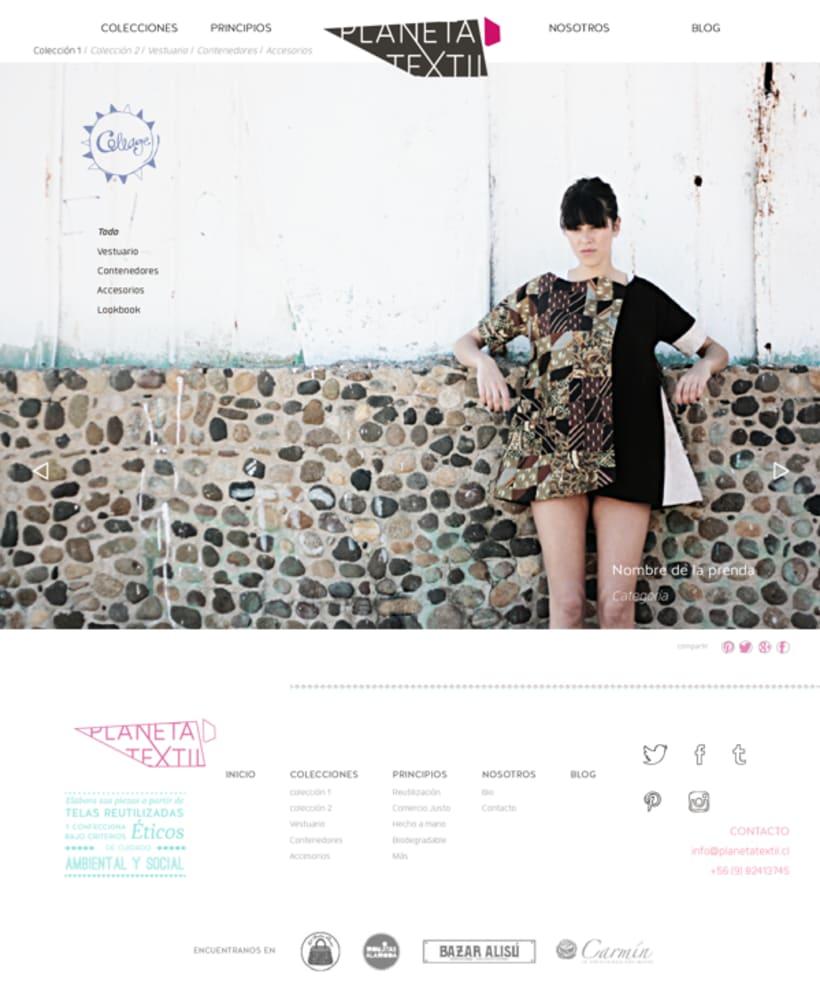 Web Planeta Textil 0