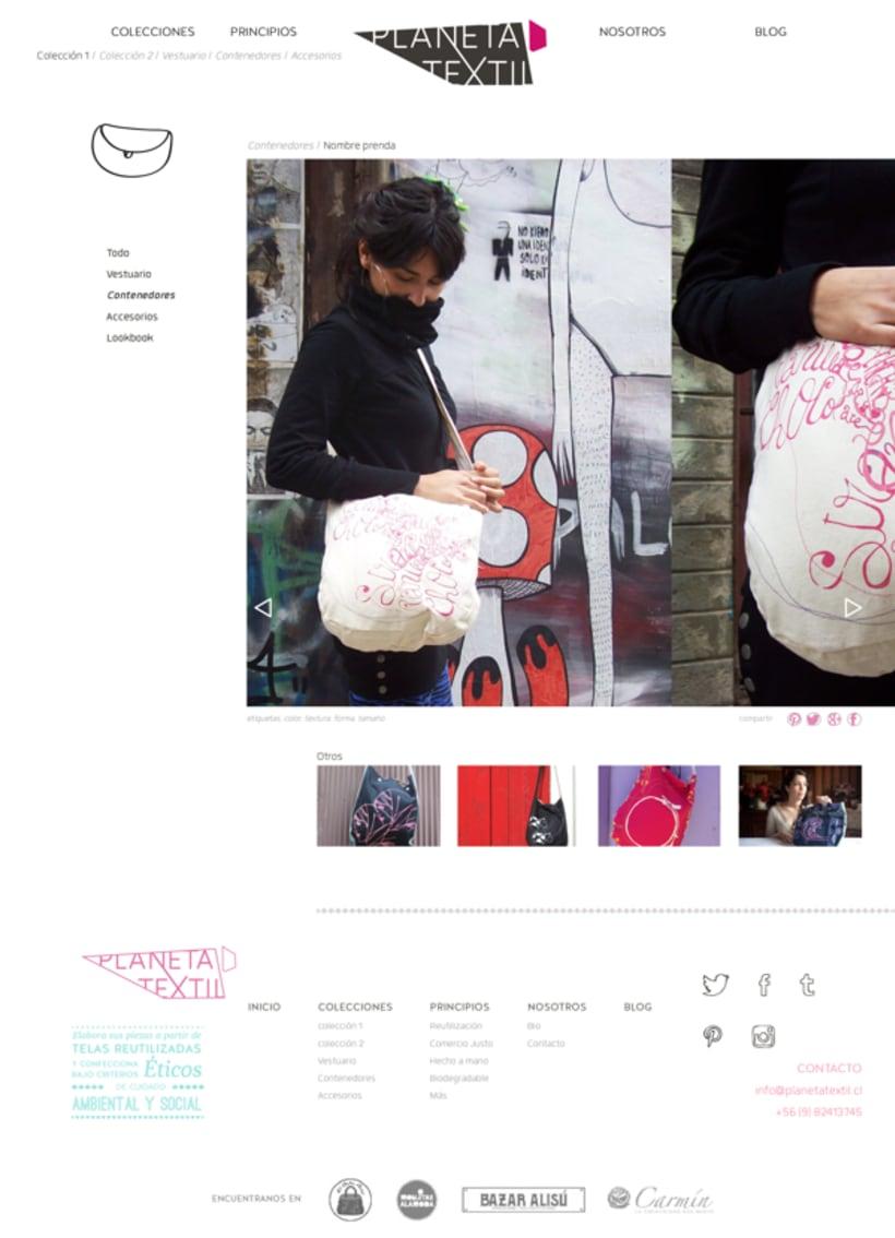 Web Planeta Textil 2