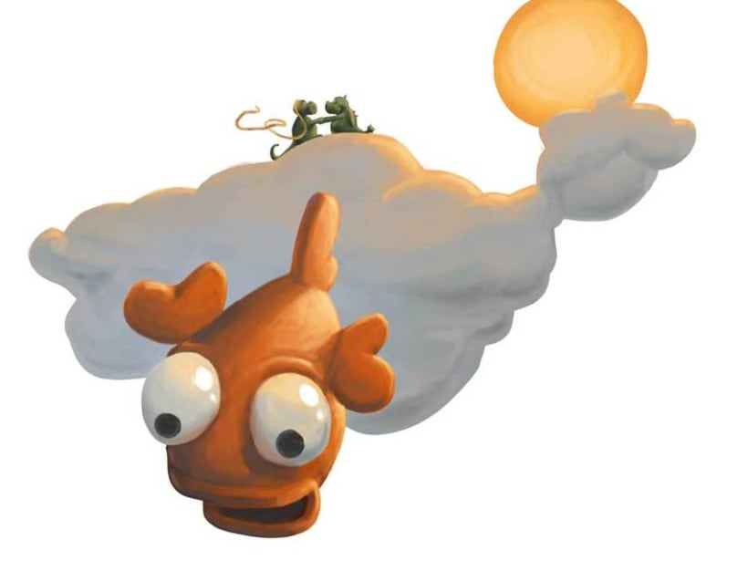 libro ilustrado cuento infantil 2