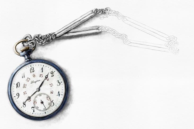 Pocket watch from 1912 -1