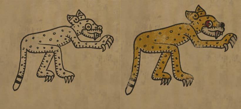 Aztlan: Rise of the Shaman. 1. Illustrations intro 0