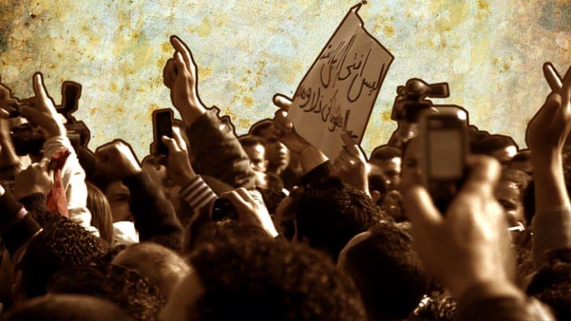 Erjal. Vete, diario de la plaza Tahrir. 0