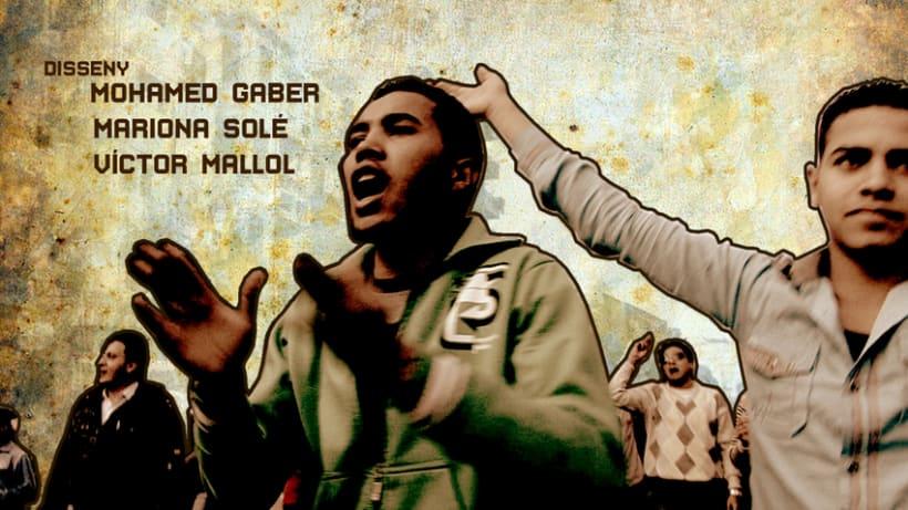 Erjal. Vete, diario de la plaza Tahrir. 2