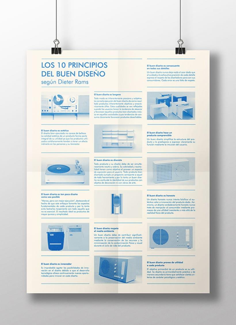 Los 10 Principios del buen diseño, según Dieter Rams 0