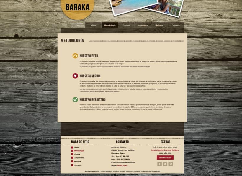 Baraka - Escuela de Idiomas  1