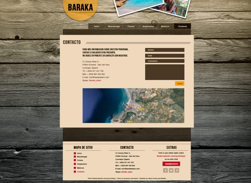 Baraka - Escuela de Idiomas  3