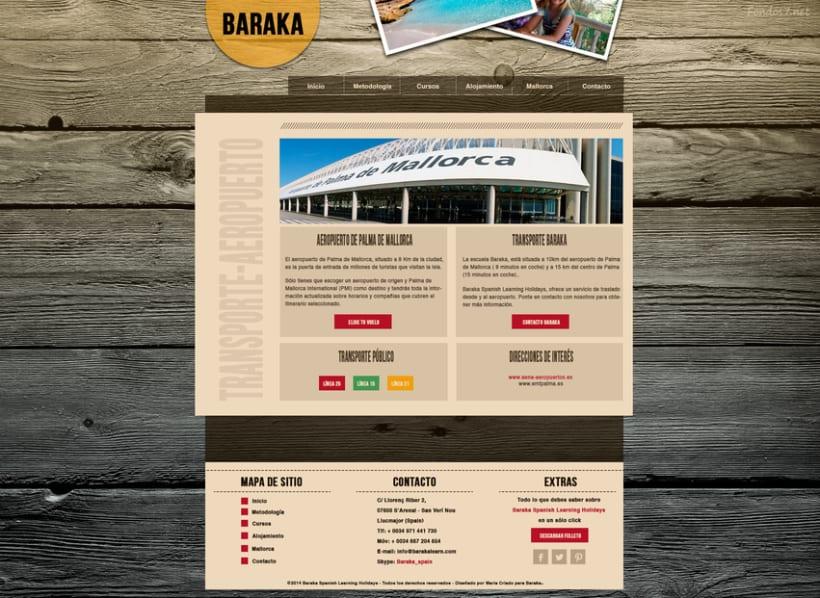 Baraka - Escuela de Idiomas  2