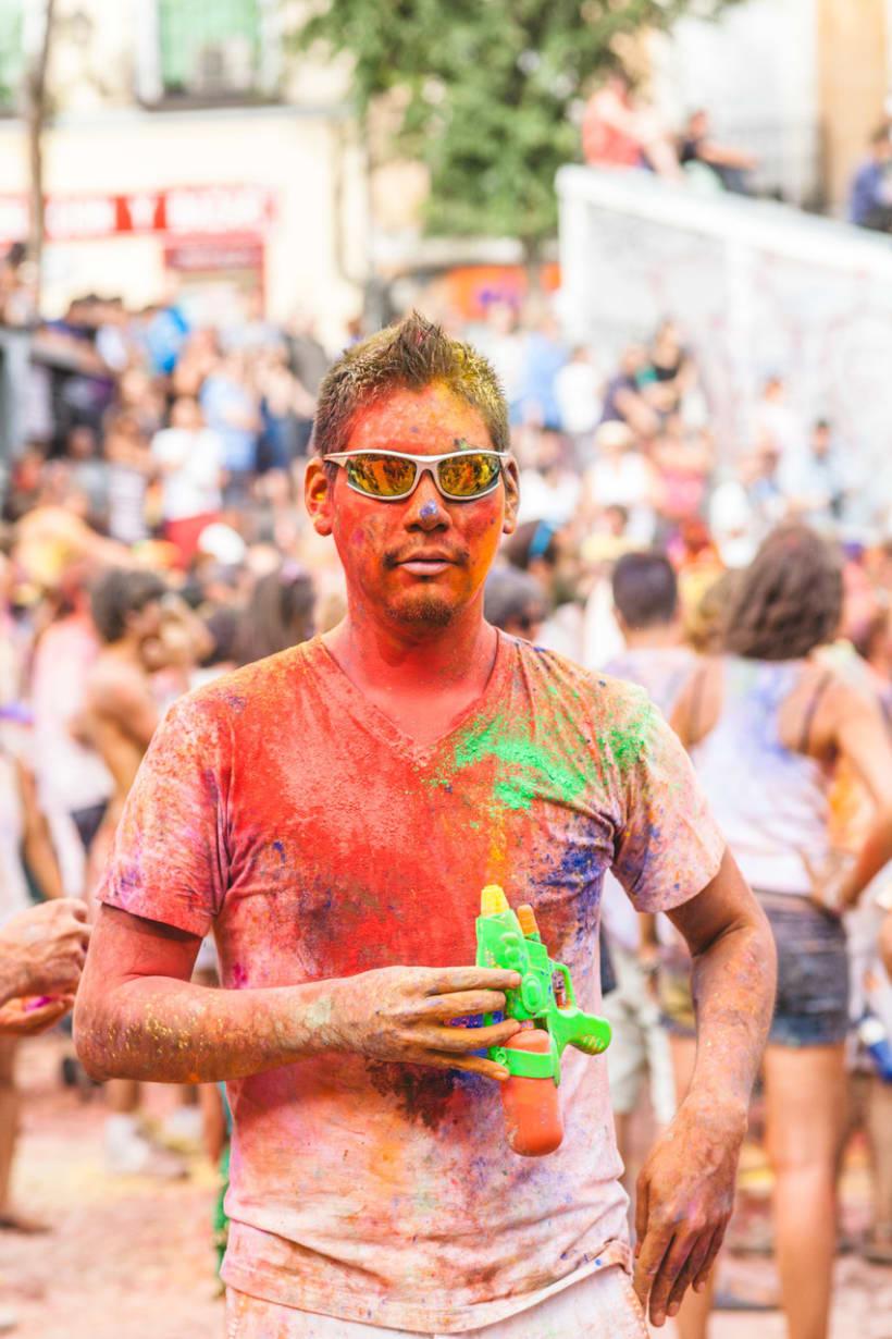 Holi Festival Madrid 2