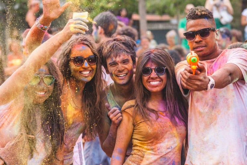 Holi Festival Madrid 7