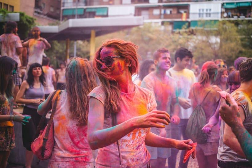 Holi Festival Madrid 9