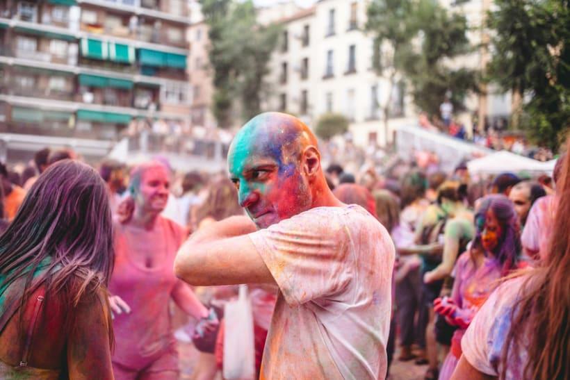 Holi Festival Madrid 10