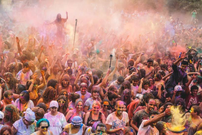 Holi Festival Madrid 11