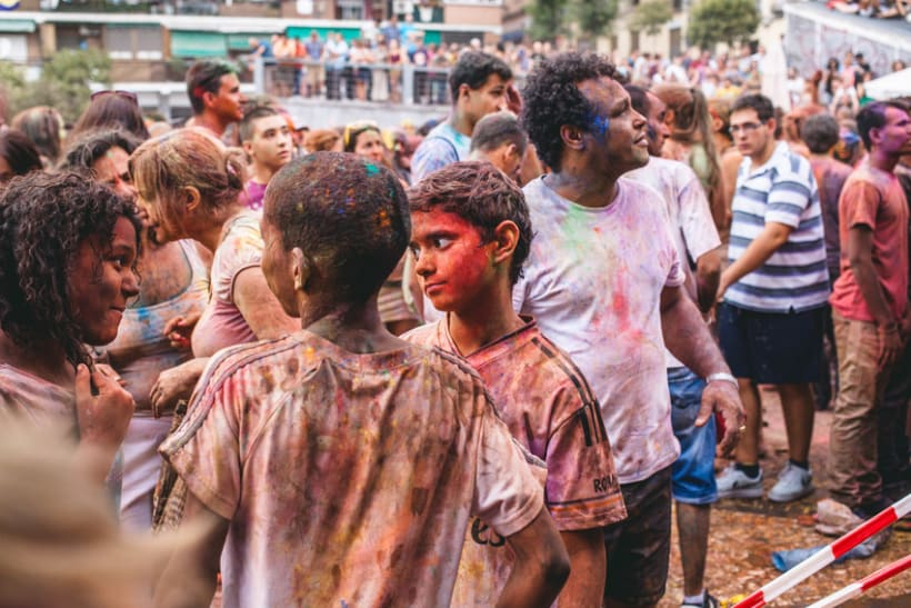 Holi Festival Madrid 13