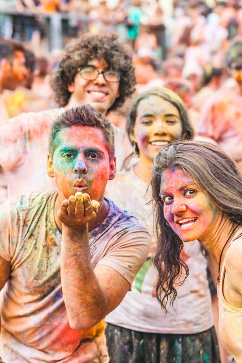 Holi Festival Madrid 15