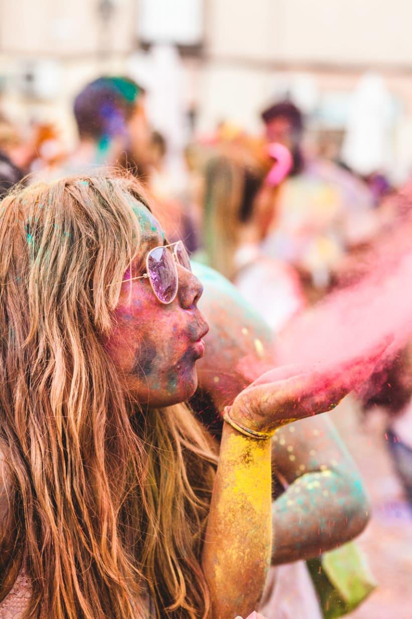 Holi Festival Madrid 16