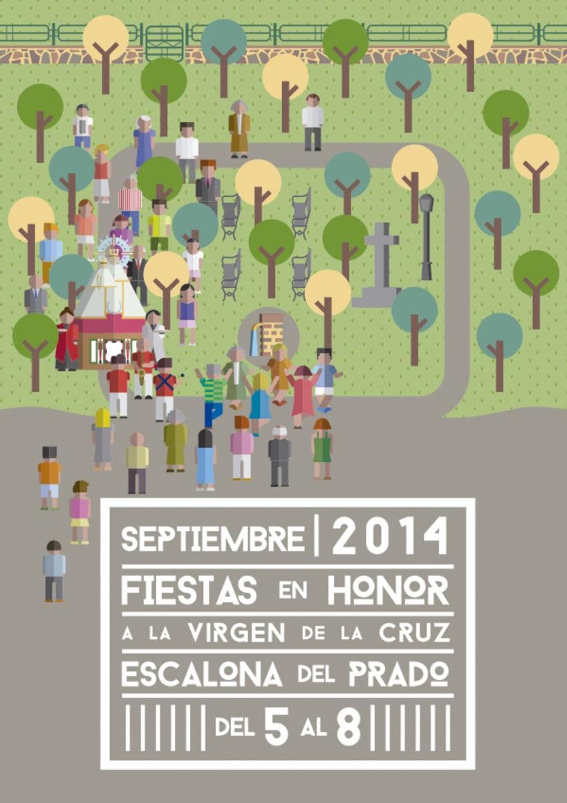 Fiestas de la Virgen de la Cruz 2014 0